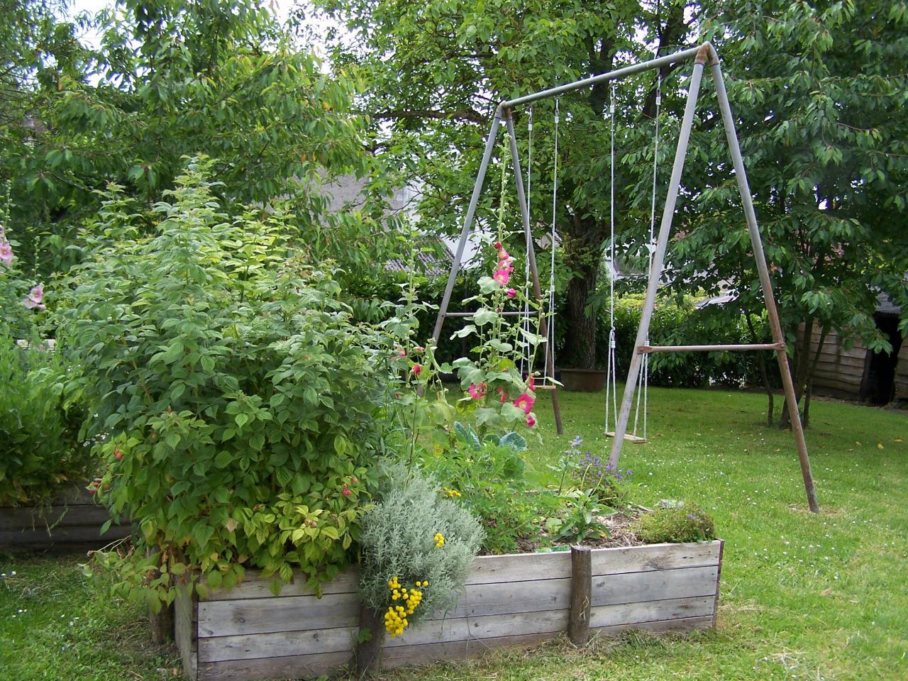 Gite Malivert Jardin